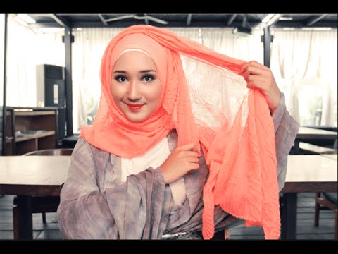 Hijab Indonesian Style 2015 Youtube