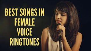 Best Song in female voice Ringtones/download girls special ringtones/mere Wala sardar,sun sonio etc.