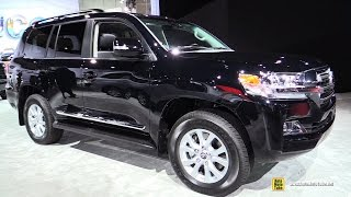 2017 Toyota Land Cruiser - Exterior and Interior Walkaround - 2016 LA Auto Show
