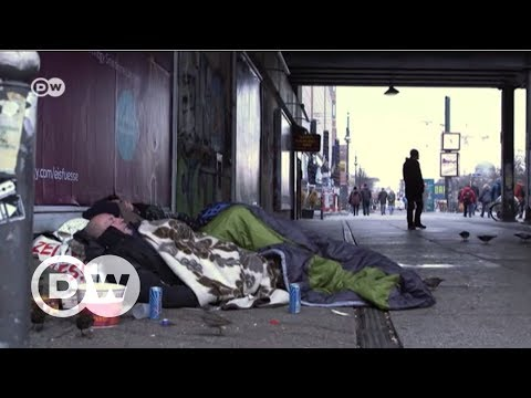 برلين عاصمة المشردين في أوروبا | عينٌ على أوروبا  - 17:23-2018 / 1 / 9