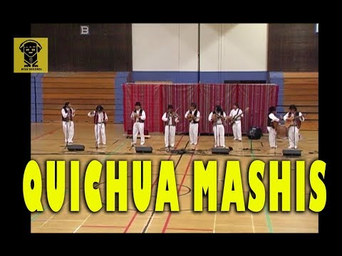 Quichua Mashis Part 5 - Seattle - Otavalo - Peguche - Ecuador