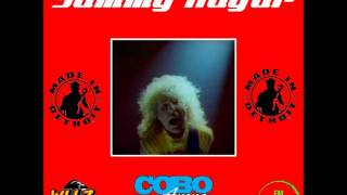 The Girl Gets Around SAMMY HAGAR Oct 1984 Detroit
