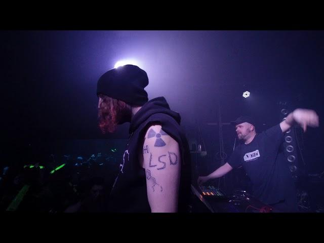 Chainreactor / Alien Vampires /Noisex @ Slimelight 2018