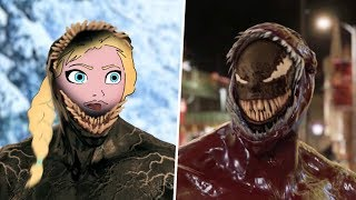 VENOM Transformations (We are VENOM) Compilation #6