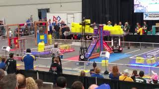 FIRST FRC Power Up Robotics Texas State Championship #2018txsc #f1m1