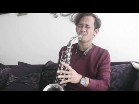 Raisa - Apalah Arti Menunggu (alto saxophone cover by Christian Ama)