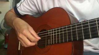 MÙA THU LÁ BAY - Độc tấu guitar