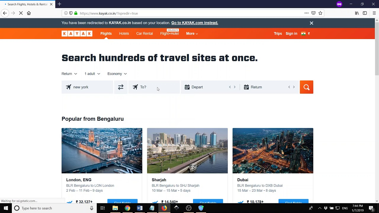 How to get cheaper flights by using a VPN