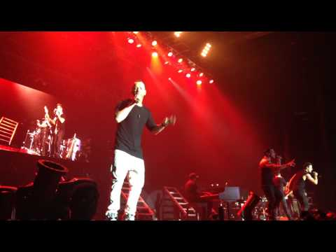 New Kids On The Block Main Event Tour 6/11/15