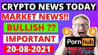 Crypto News Today Hindi - 20/08/21 | Cryptocurrency News Today | Bitcoin News Today | Cryptocurrency