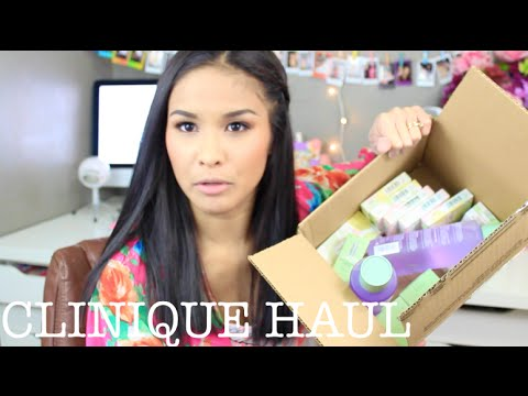 CLINIQUE HAUL | Makeup and Skin Care