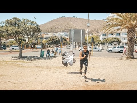 URBAN GYM 22 Minute HIIT with Cameron Fous