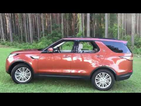 Best Detailed Video Review 2017 Land Rover Discovery HSE Luxury Td6