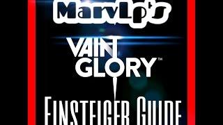 Vainglory Einsteiger Guide German ( Deutsch )