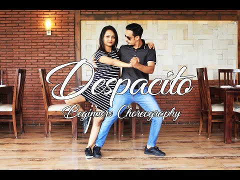 Despacito Dance Choreography | Justin Bieber Remix | The Dance Centre | Beginners #DespacitoMovement