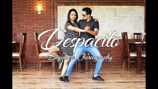 Despacito | Justin Bieber Remix | The Dance Centre Choreography | Beginners #DespacitoMovement