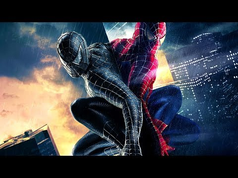 Spiderman 3 but its just a mess...