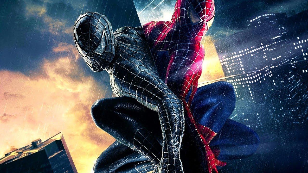 spider man 3 all