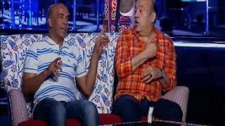 الفنانين حجاج عبد العظيم وسليمان عيد ضيوف خيمة لقمة هنية