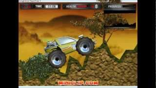 Dune Buggy Game - Levels 1-15 Completed