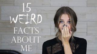 15 СТРАННЫХ фактов обо мне TAG