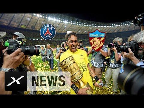 Zukunft offen: Pierre-Emerick Aubameyang kassiert Körbe | Borussia Dortmund