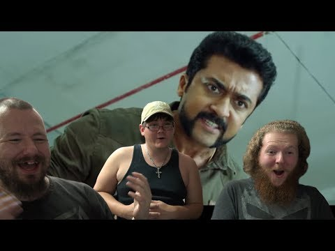 SINGAM 3 (S3/Si3) Parking Garage Fight Scene Reaction And Discussion