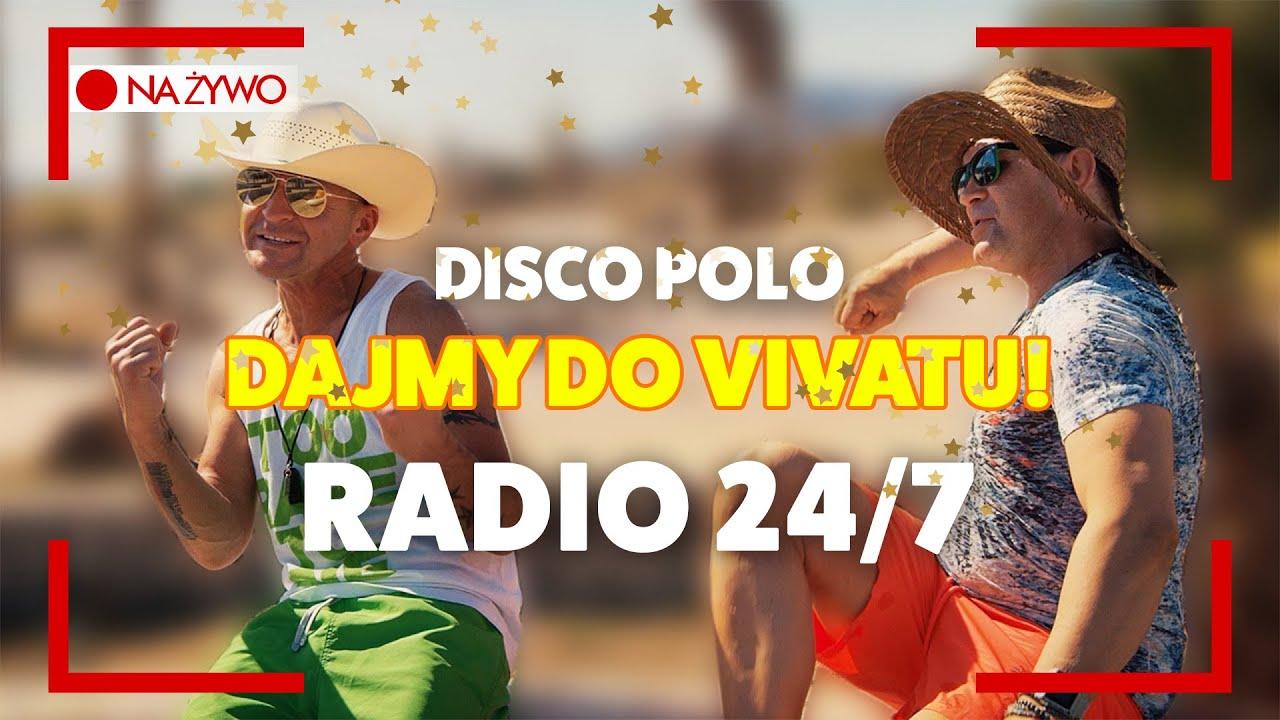 Download 🔥 Disco Polo 2021 - Radio 24/7 🔥  🔊 - Wszystkie Hity Disco Polo Na Żywo! 🔴