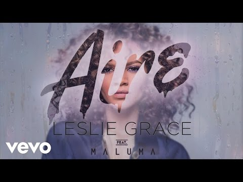 Leslie Grace - Aire (Cover Audio) ft. Maluma