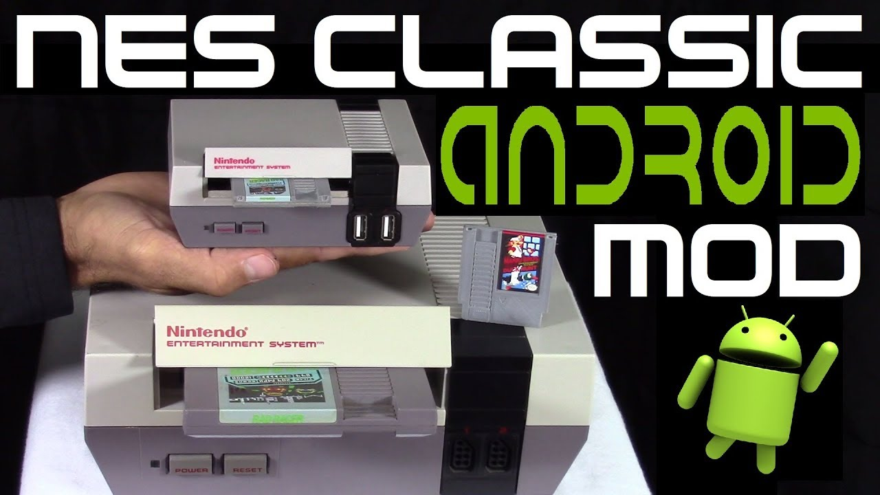 Nintendo Classic Edition Android Mod