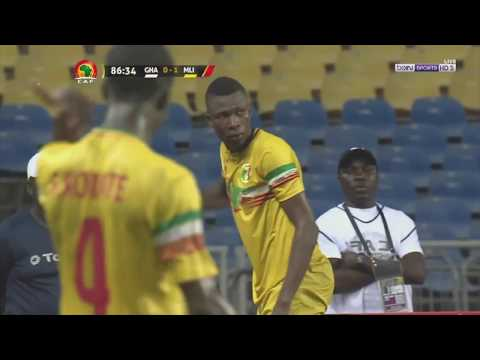 Abdoulaye Diaby - Best defender - African Nations Cup U17 Champion