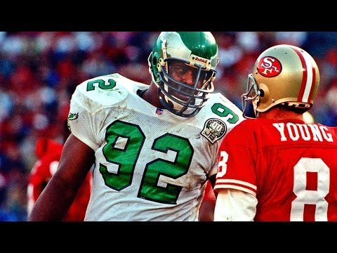 #7: Reggie White | The Top 100: NFL