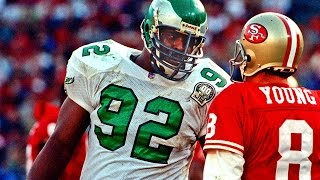 #7: Reggie White | The Top 100: NFL's Greatest Players | #FlashbackFridays