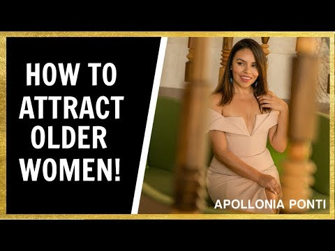 How To Attract Older Women | 3 Tips To Attract Her!
