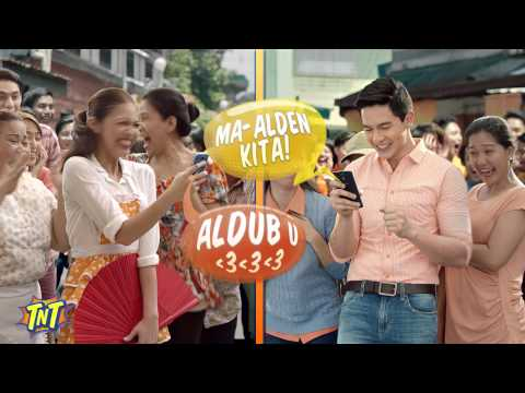 Extended ang Saya with TNT & ALDUB!