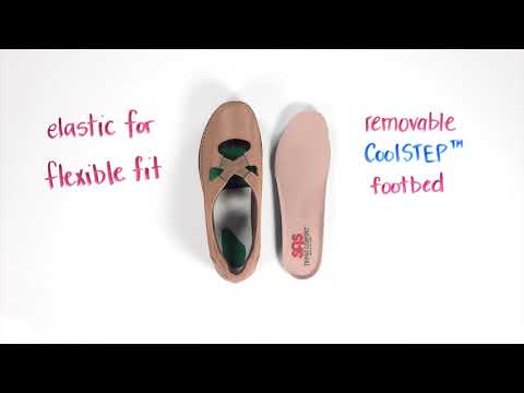 Video for Crissy Slip On Loafer this will open in a new window