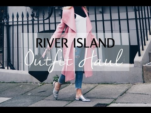 RIVER ISLAND FIRST IMPRESSION HAUL & TRY ON