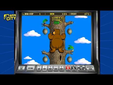 Spin City - Игровой автомат Sweet Life (Сладкая Жизнь, Медведь и Пчелы)