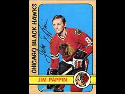 Lloyd Pettit Calling Chicago Blackhawk Action Montreal and Rangers