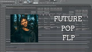 Exclusive Professional Future Pop FLP With Vocals (R3hab, DJ Snake, Clean Bandit Style)