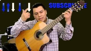 Como tocar la guitarra - Aire Tipico