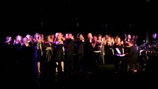 "Vocal Works Gospel Choir - Stop In The Name Of Love ""Stax of Motown"""