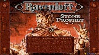 Ravenloft 2: The Stone Prophet gameplay (PC Game, 1995)