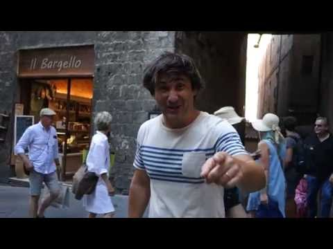 Siena. Calles. Viajar a Italia. Travel to Italy. Siena streets.