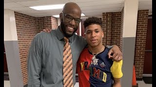 NLE Choppa Goes Back To His High School To Clown His Principle 1