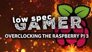 Video Overclocking the Raspberry Pi 3 download MP3, 3GP, MP4, WEBM, AVI, FLV April 2018