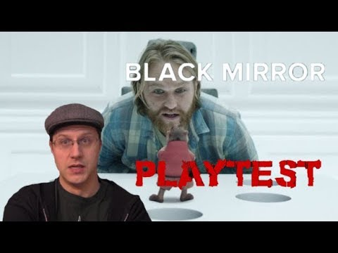 Black Mirror Review - Playtest (SPOILERS!)
