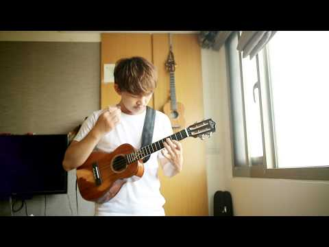 Alvis Chiu邱文輝 【One Call Away】 Charlie Puth 烏克麗麗UKULELE Cover