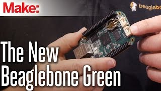The New Beaglebone Green