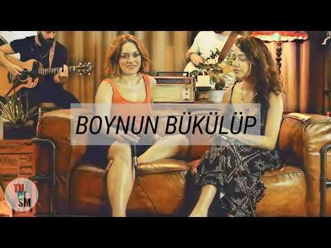 Ezgi Mola ft. Zeynep Bastık - Gül Beyaz Gül [Lyrics ]